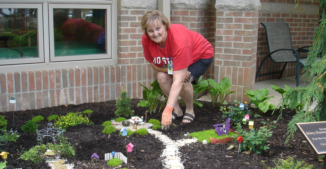 Fairy Garden Provides Respite Care For Patients And Families