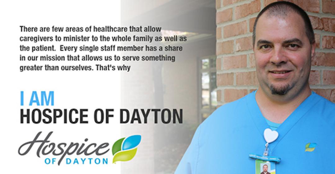 I Am Hospice Of Dayton