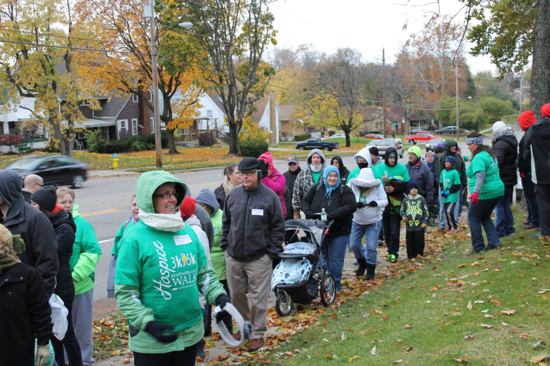 Remembrance Walk Slated For November 1 At Hospice Of Dayton
