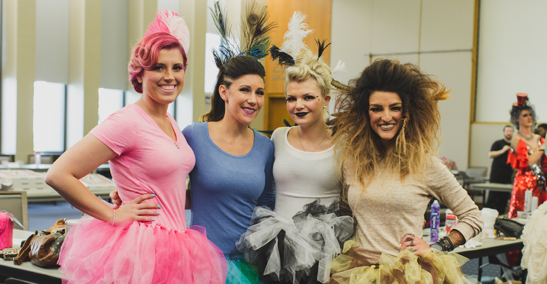 Outrageous 2 Reinvent You: 2015 Hospice Of Dayton HairShow A Success!