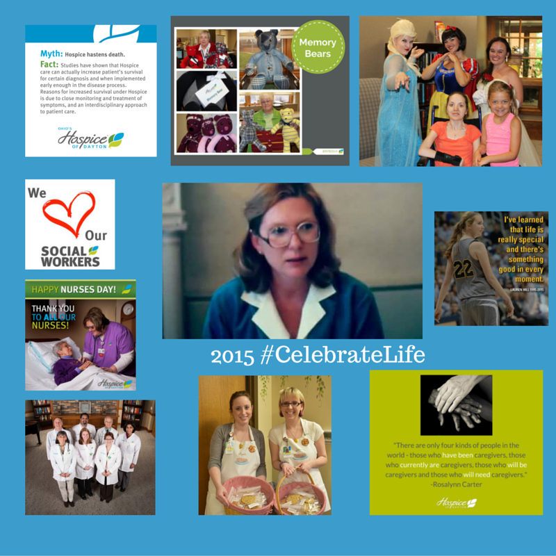 hospice, Dayton, Year in Review