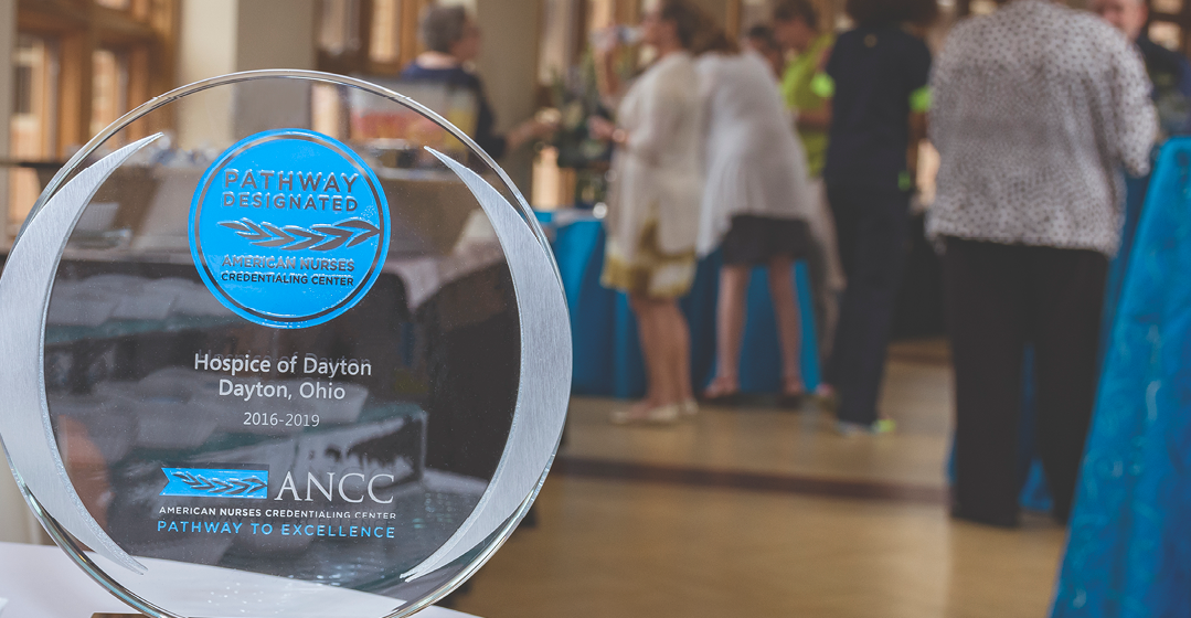 Ohio's Hospice Of Dayton First In Nation To Earn Pathway To Excellence® Designation