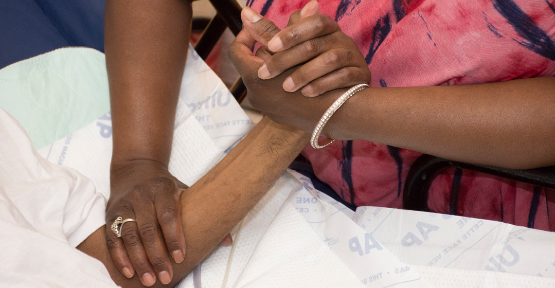 Compassionate Touch Contributes To Compassionate Care