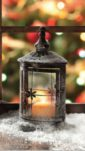 Hope for the Holidays, candle light