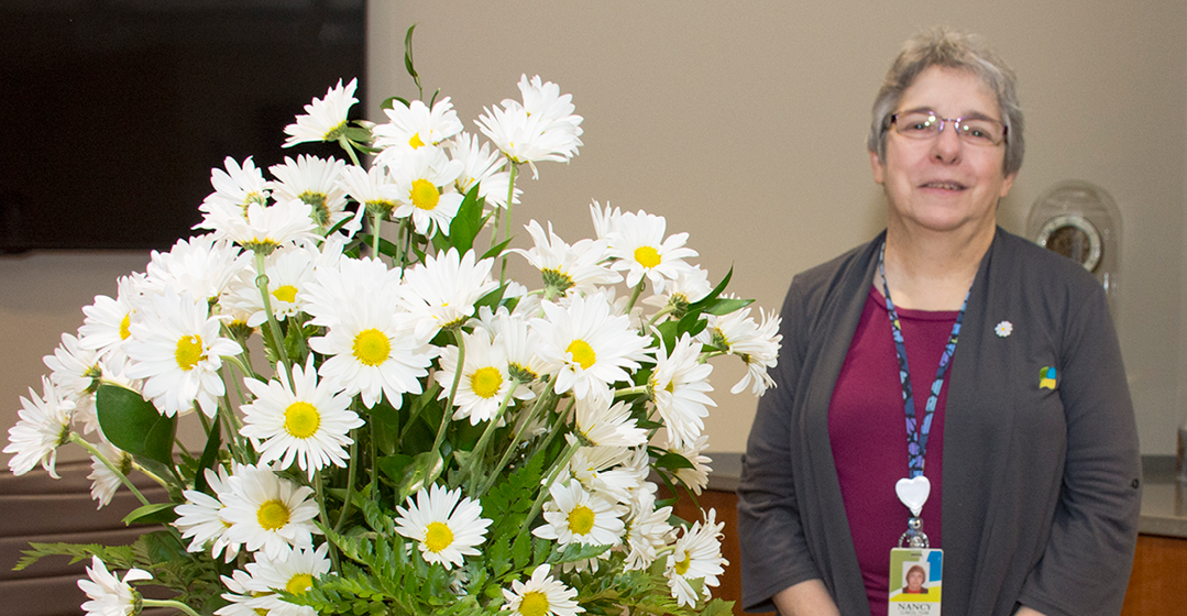 Bouquet Of Recognition Honors Staff Members For Service To Mission