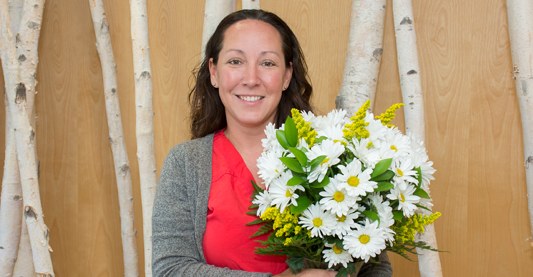 Angie Harrod Earns Daisy Award Honors