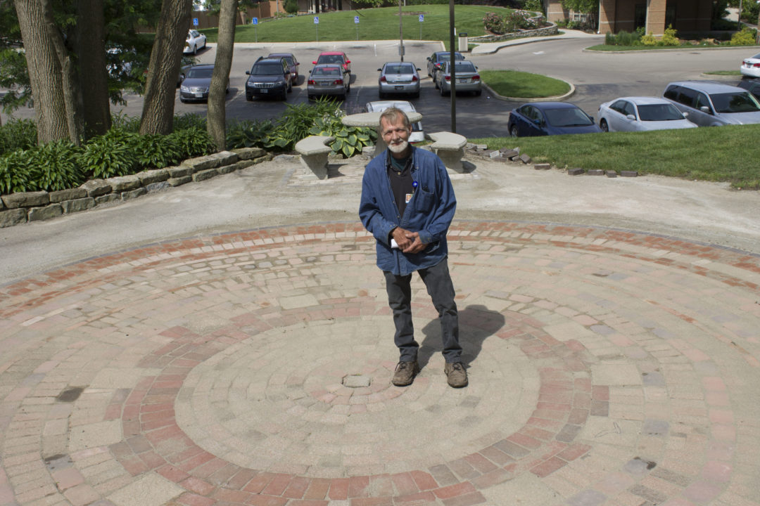 Volunteer Creates Memorial For Those Dedicated To Mission