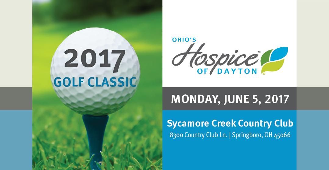 2017 Golf Classic Benefits Ohio's Hospice Of Dayton