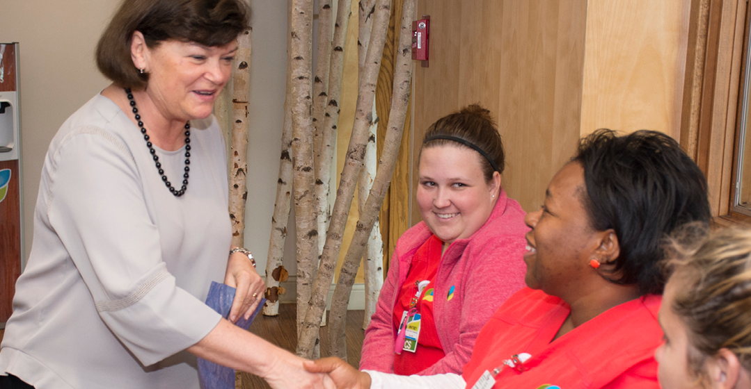 Honoring Personal Care Specialists During Nursing Assistant's Week