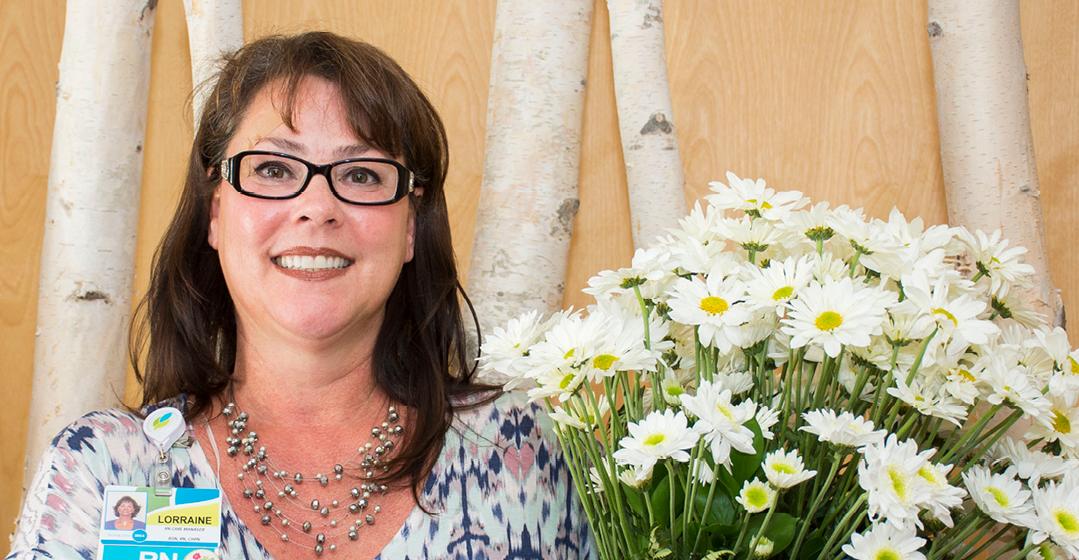 Nurse Lorraine Gilkison Earns DAISY Recognition