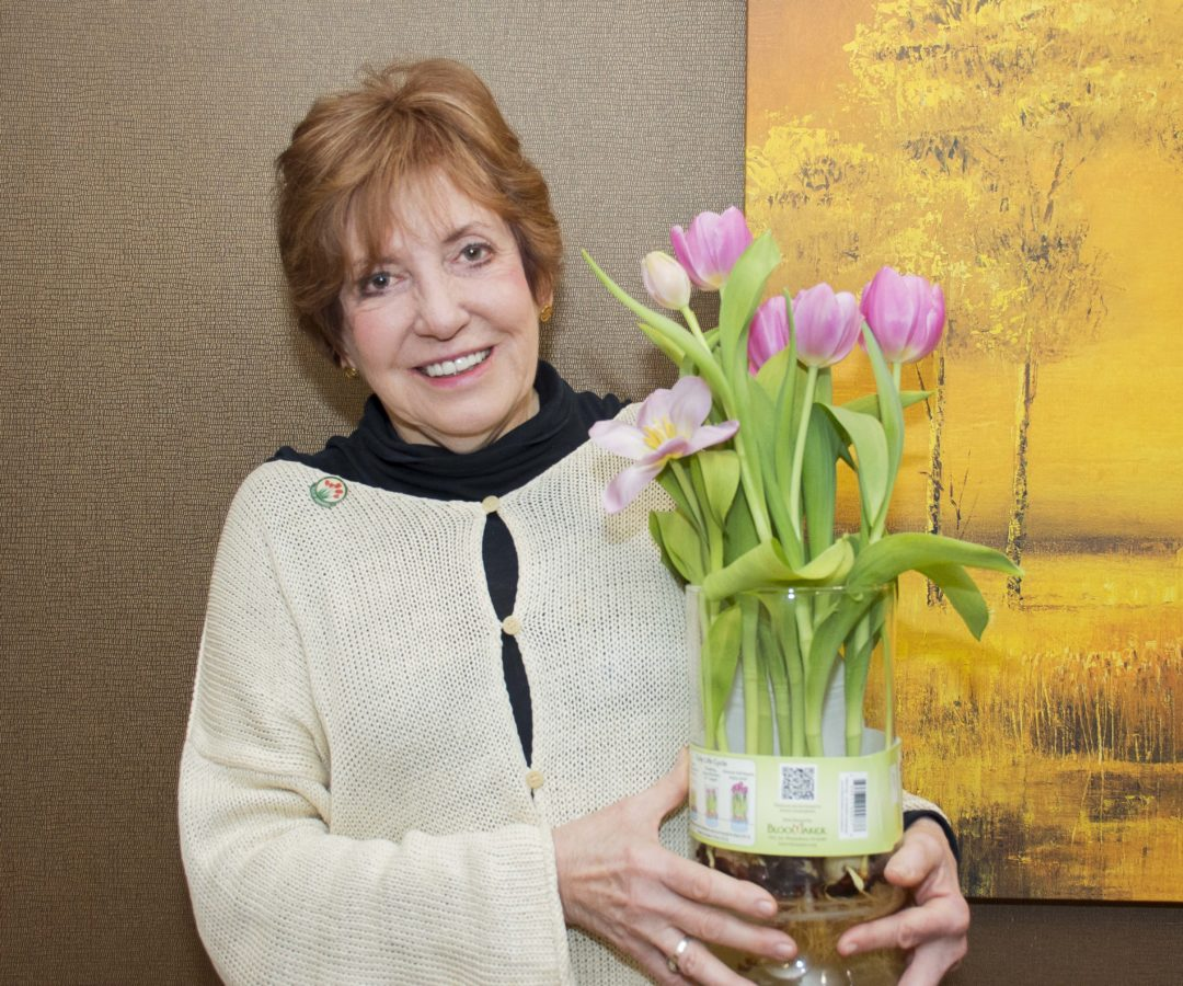 Dr. Cleanne Cass Received Tulip Award