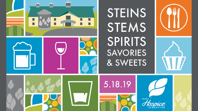 Steins, Stems, Spirits, Savories & Sweets Event Supports Ohio's Hospice Of Dayton Mission