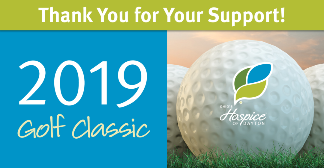 Annual Golf Classic Raises More Than $110,000 For Patients And Families Of Ohio's Hospice Of Dayton