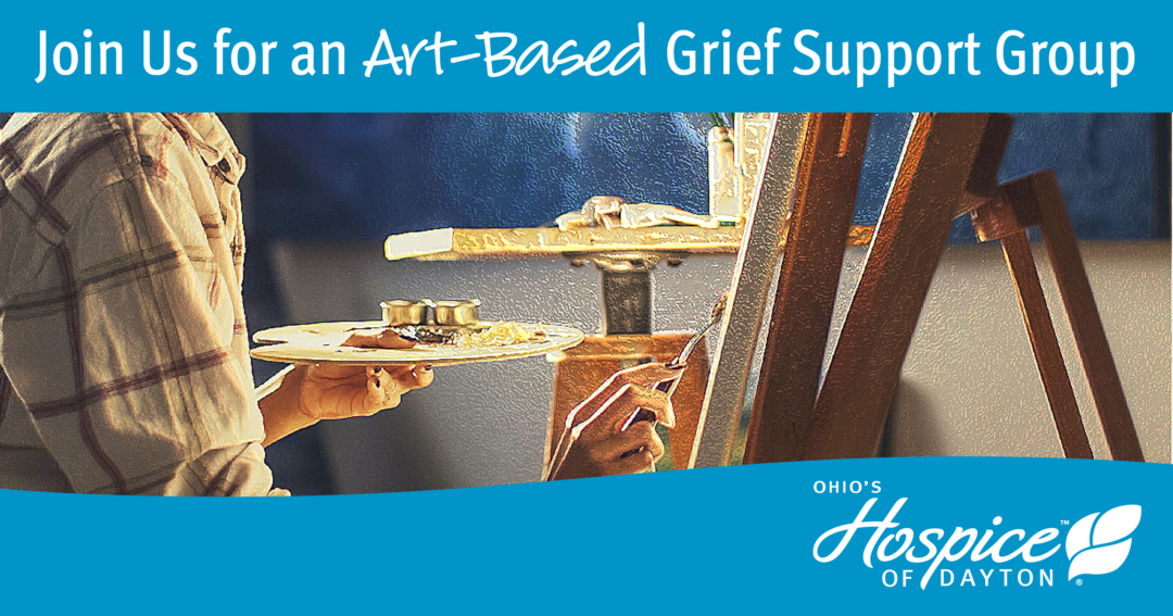 Ohio's Hospice Of Dayton To Offer Art-Based Grief Support Group In February