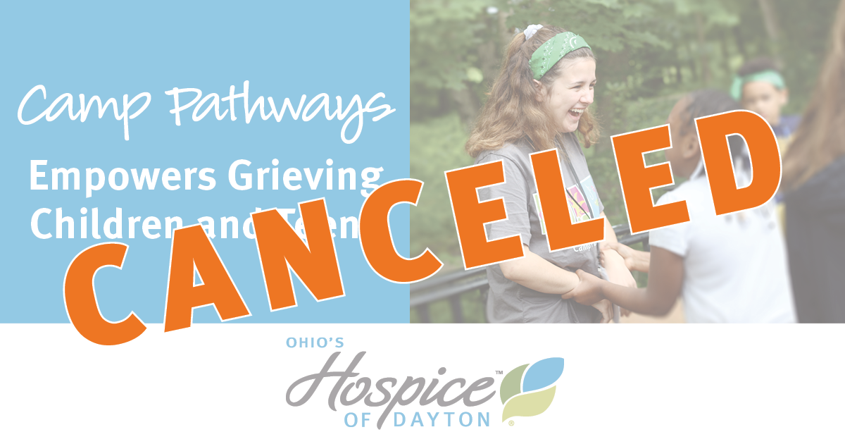 Camp Pathways - Dayton Canceled