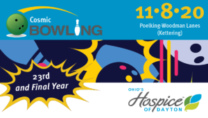 Ohio's Hospice of Dayton Cosmic Bowling