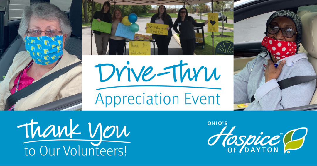 Drive-Thru Thank-You Event