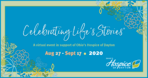 Celebrating Life's Stories Virtual Event